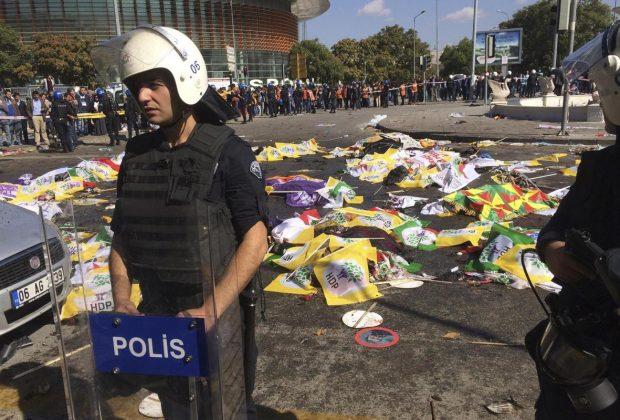 Attentato di Ankara: la condanna della IUF
