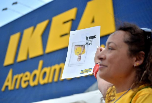 Ikea: coordinamento unitario strutture e delegati