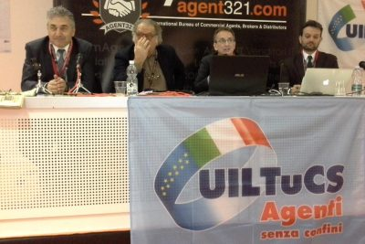 Agenti senza confini al Forum agenti Milano