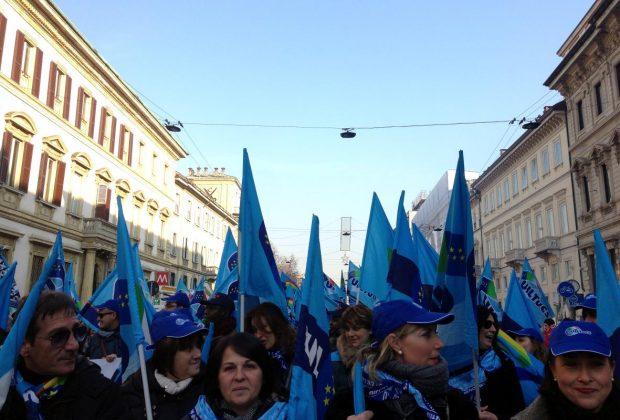 Sciopero 19 dicembre: un grazie ai lavoratori e ai delegati