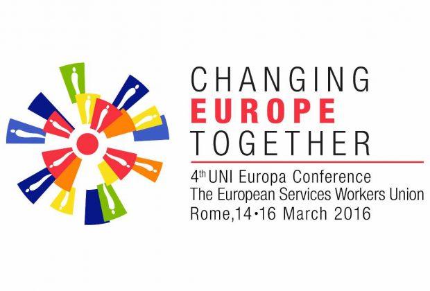 Conferenza UNI Europa: circa milledirigenti sindacali europei a Roma