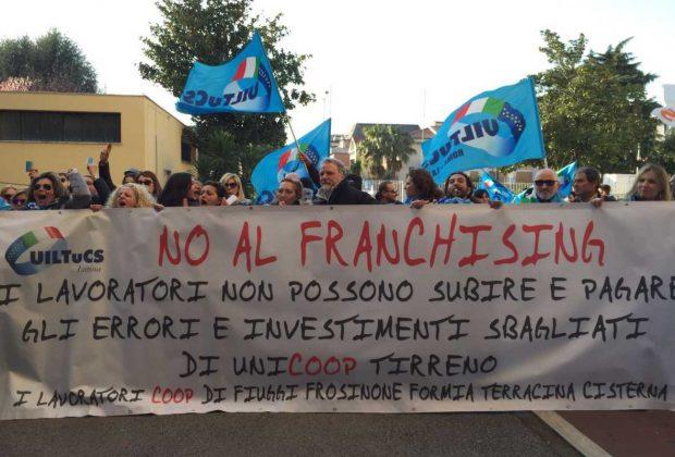 Unicoop Tirreno: dichiarato lo stato di agitazione
