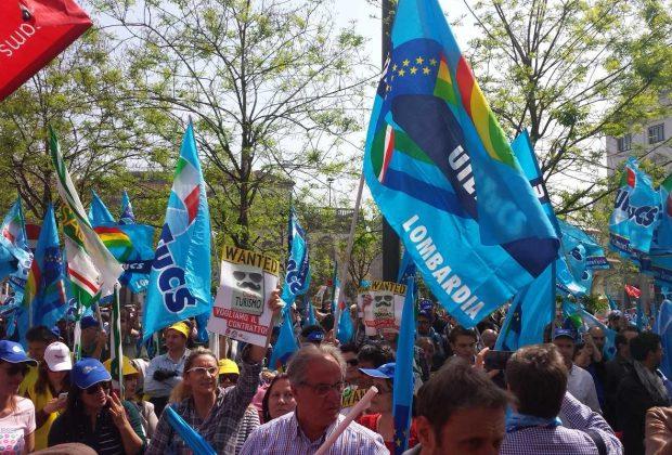Contratti Terziario: sciopero il 6 maggio