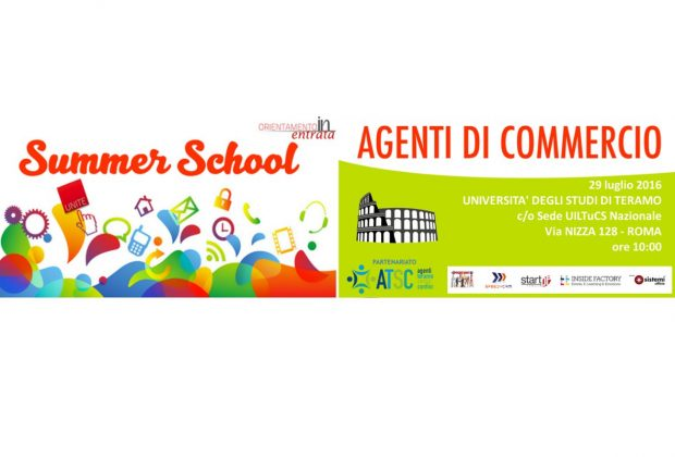 Agenti di commercio: Summer School a Roma