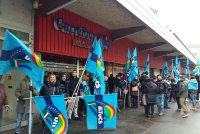 Carrefour, giù l'occupazione con il piano di ristrutturazione