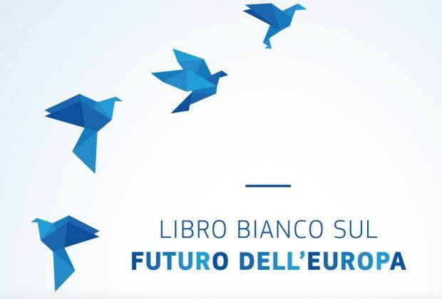 Futuro dell'Europa: presentato il Libro bianco