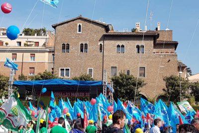 Manovra, sindacati in piazza a Roma il 9 febbraio