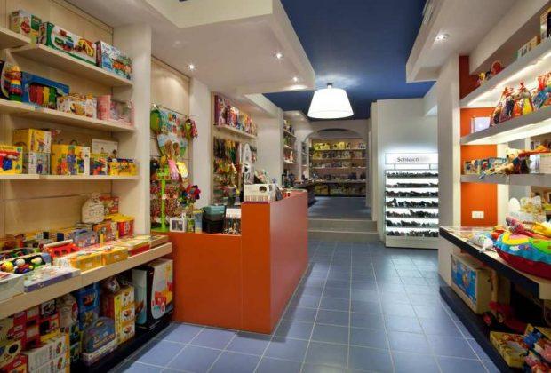 Cagliari, Città del sole: riapre il negozio di giocattoli