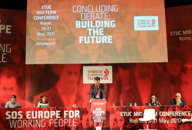 CES, sindacati pronti per le sfide del futuro