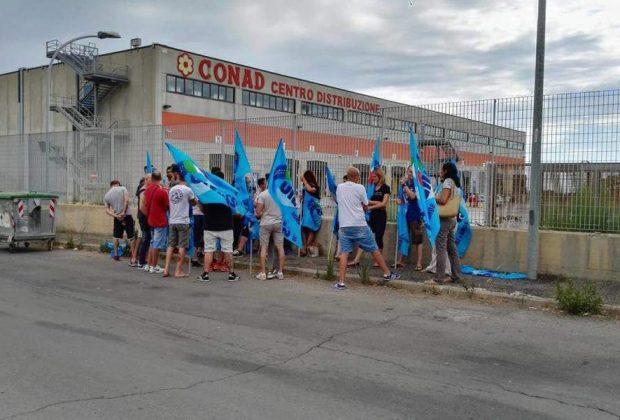 Conad Adriatico, licenziamenti in vista: serve un patto per il lavoro