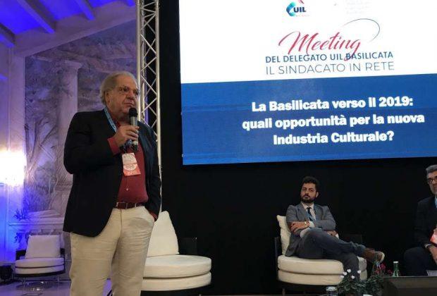 Le sfide del sindacato, Boco ospite all'evento UIL a Matera