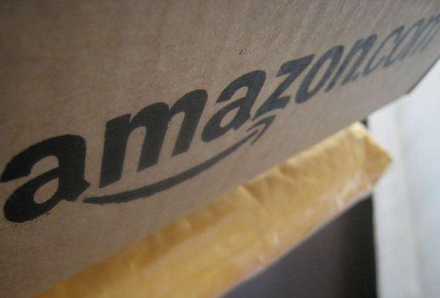 Venerdì nero per Amazon