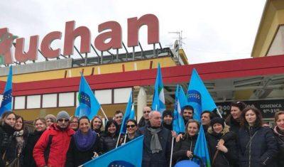 Auchan, a Collatina nuova mannaia sui lavoratori: ancora licenziamenti