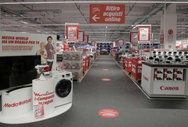 Mediamarket, incontro a Roma