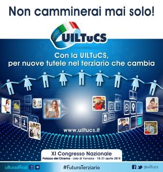 XI Congresso UILTuCS Nazionale 2018