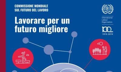 Futuro del lavoro, OIL: le dieci raccomandazioni della Commissione