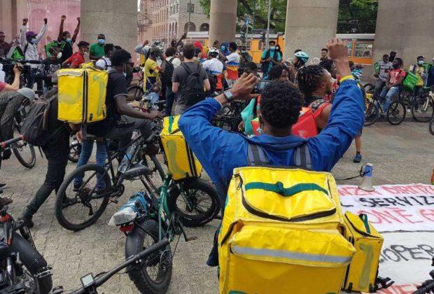 """Finta intesa sui rider, UILTuCS: """"Inaccettabile. Valutiamo le vie legali"""""""