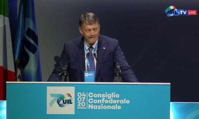Pierpaolo Bombardieri è il nuovo segretario generale Uil
