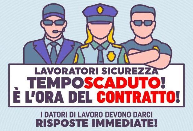 L'Italia della sicurezza si ferma il 24 dicembre: 100mila in sciopero