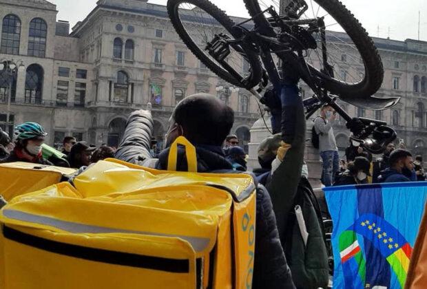 No Delivery Day, la corsa per i diritti dei rider continua