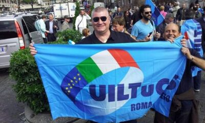 Addio al nostro Claudione, storico delegato di Roma
